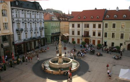 Bratislava Old Town Image