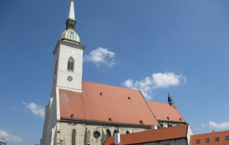 St. Martins Cathedral Image