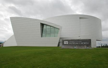 University Of Alaska Museum Of The North Image