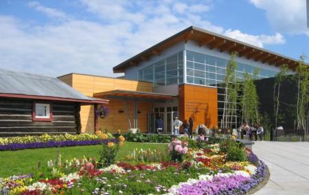 Morris Thompson Cultural & Visitors Center Image