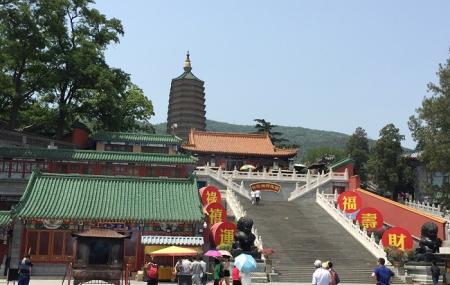 Beijing Eight Great Sites Park Image