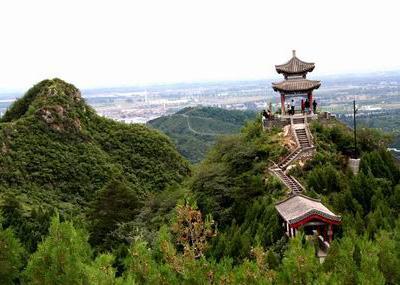 Hongluo Temple Image