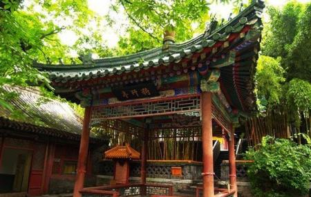 Tanzhe Temple Image