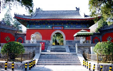 Dajue Temple Image