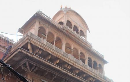 Banke Bihari Temple Image