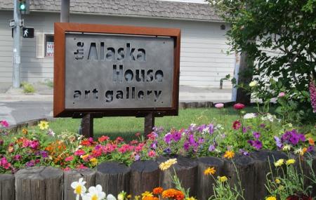 Alaska House Art Gallery Image