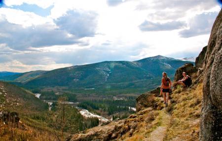 Angel Rocks Trail Image