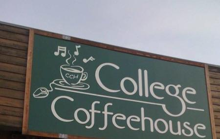 College Coffeehouse Image