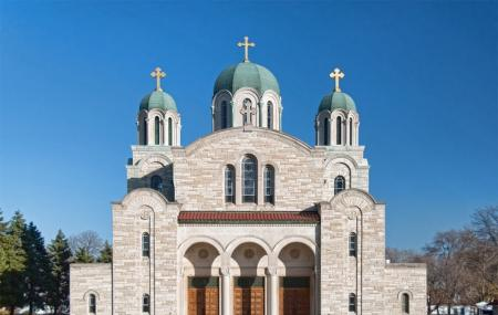 St. Sava Serbian Orthodox Cathedral Image