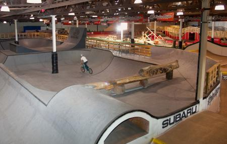 Ray's Indoor Bike Park Image