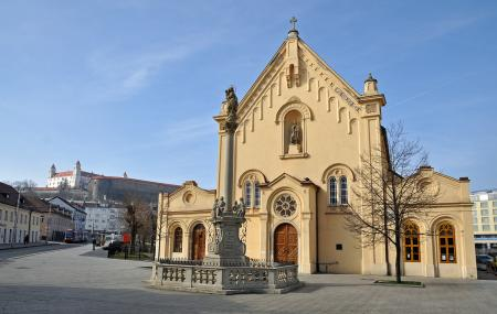 Roman Catholic Church In Piestany Image