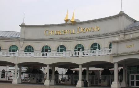 Churchill Downs Image