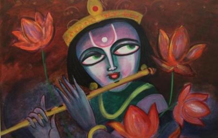 Orissa Modern Art Gallery Image