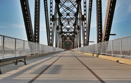 The Big Four Bridge Image