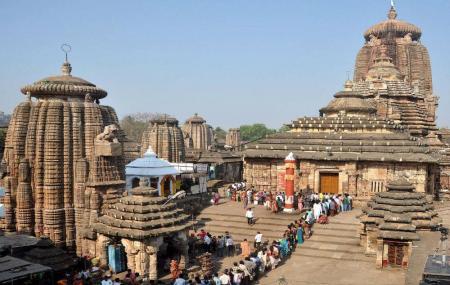 Lingaraja Temple Image