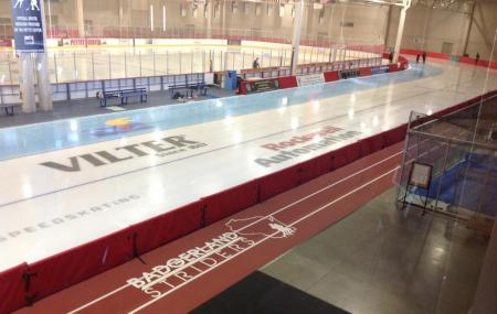 Pettit National Ice Center Image