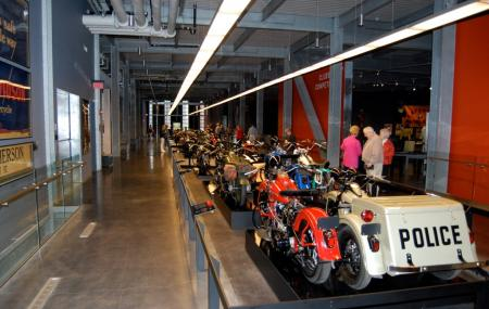 Harley-davidson Museum Image