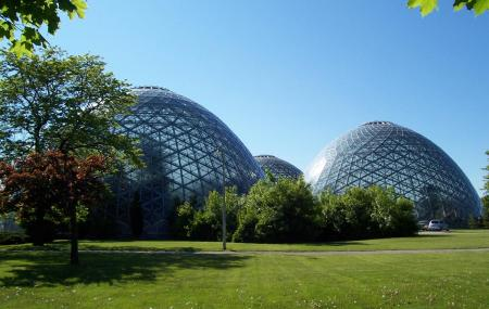 Mitchell Park Horticultural Conservatory Image