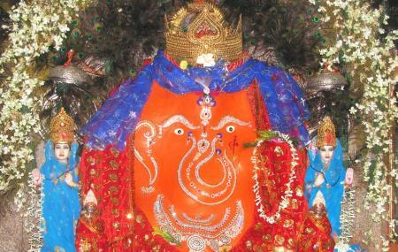 Shri Khajrana Ganesh Mandir Image