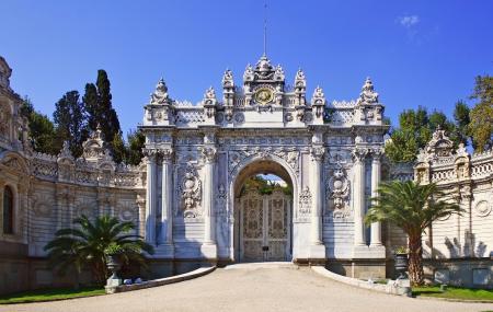 Dolmabahce Palace Image