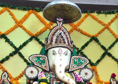 Shri Siddh Vijay Ganesh Mandir Image