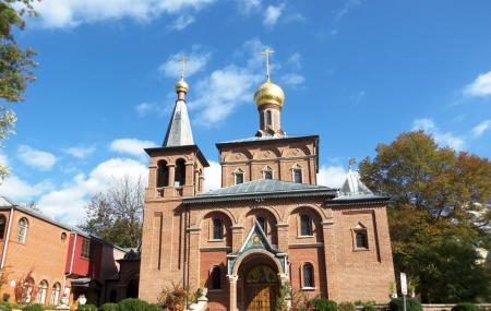 Russian Orthodox Cathedral Of St. John The Baptist, Washington D. C.