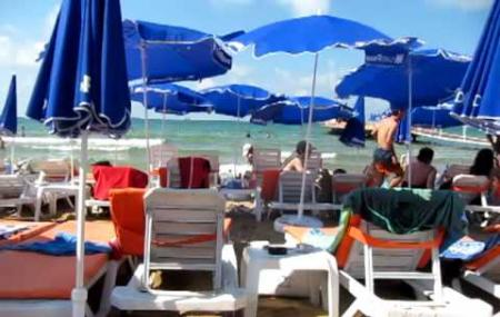 Solar Beach Image
