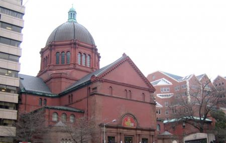 Cathedral Of St. Matthew The Apostle Image