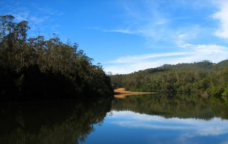 Ralliah Dam, Coonoor