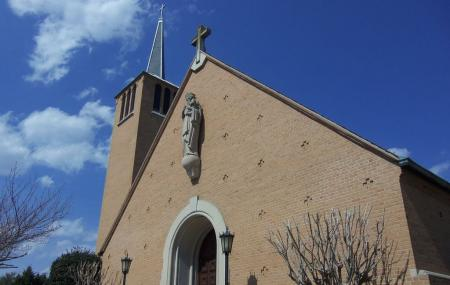 Our Lady Of Victory Church Image