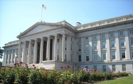 United States Department Of The Treasury Image