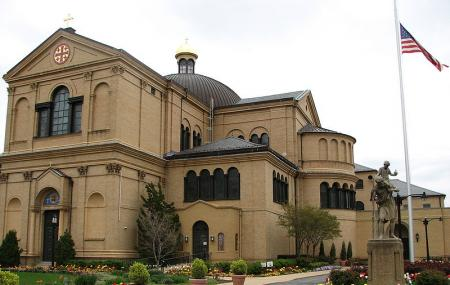 Mount St. Sepulchre Franciscan Monastery Image