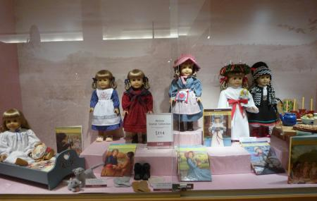 American Girl Place Chicago Image
