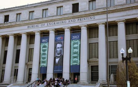Bureau Of Engraving And Printing Image