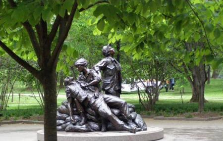 Vietnam Women's Memorial Image