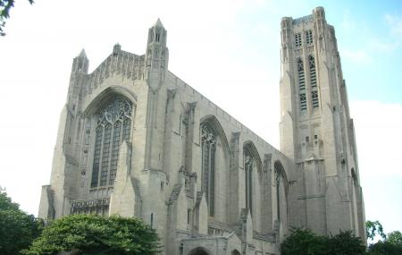 Rockefeller Chapel Image