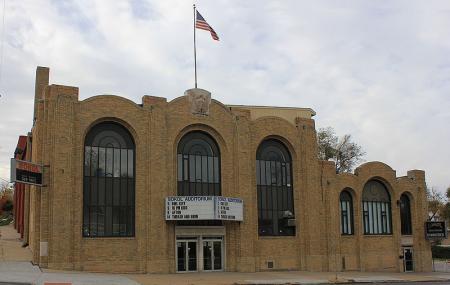 Sokol Auditorium Image