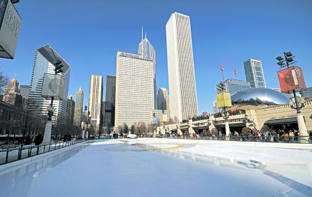 Mccormick Tribune Ice Rink Image