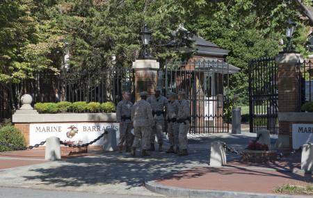 Marine Barracks Image