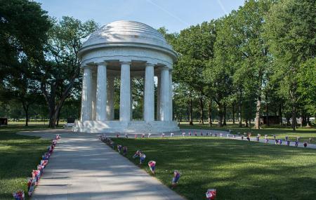 District Of Columbia War Memorial Image