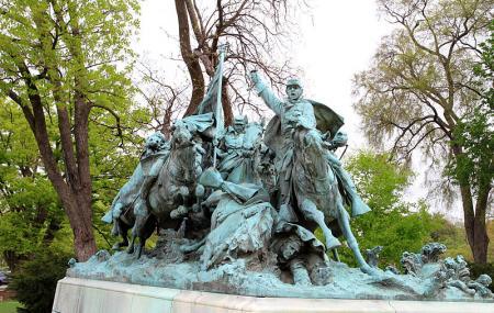 Ulysses S. Grant Memorial Image