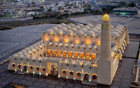 Abdul Wahhab Mosque Doha