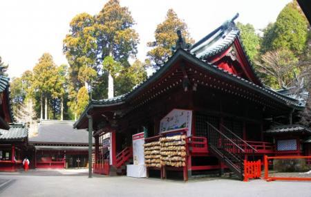 Hakone Shrine Image