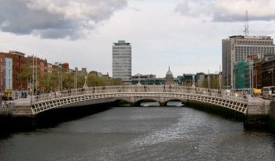 Ha'penny Bridge Image