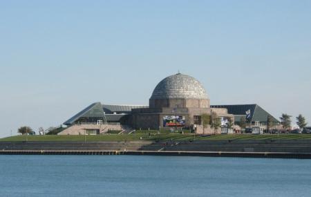 Adler Planetarium Image