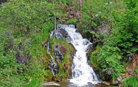Thunderhead Falls Image
