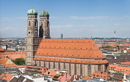 Cathedral Of Our Lady, Munich