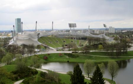 Olympic Stadium Image
