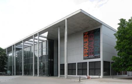 The Pinakothek Der Moderne Munich Ticket Price Timings Address Triphobo