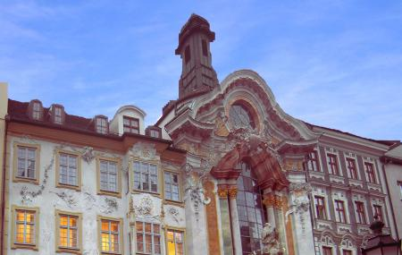 Asam Church Image
